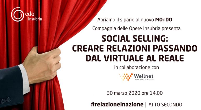 30.03   Webinar - Social Selling