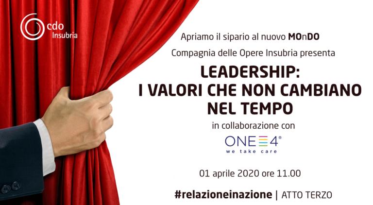 01.04   Webinar - Leadership: i valori...