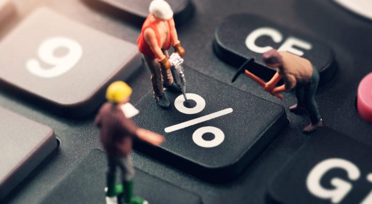 Abbattimento tassi d'interesse